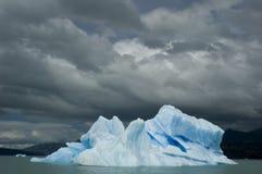θυελλώδης καιρός παγόβ&omicro Στοκ εικόνα με δικαίωμα ελεύθερης χρήσης