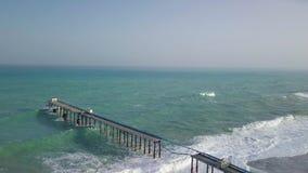 Θυελλώδης ωκεάνια κεραία φιλμ μικρού μήκους