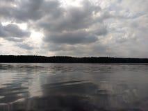 θυελλώδες ύδωρ Στοκ φωτογραφία με δικαίωμα ελεύθερης χρήσης