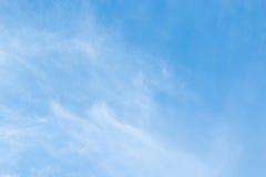 Θυελλώδης ημέρα ημέρας ουρανού το χειμώνα Στοκ εικόνες με δικαίωμα ελεύθερης χρήσης