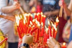 Θυμίαμα και κερί καψίματος στοκ φωτογραφίες με δικαίωμα ελεύθερης χρήσης