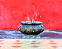 Θυμίαμα burner2 Στοκ φωτογραφία με δικαίωμα ελεύθερης χρήσης