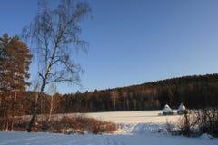 θυμωνιές χόρτου Στοκ φωτογραφία με δικαίωμα ελεύθερης χρήσης