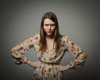 Θυμός Στοκ εικόνες με δικαίωμα ελεύθερης χρήσης