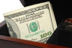 θωρακικά χρήματα στοκ φωτογραφία με δικαίωμα ελεύθερης χρήσης