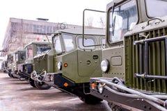 Θωρακισμένος προφυλακτήρας στράτευμα-μεταφορέων Στοκ Εικόνες
