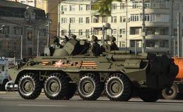 θωρακισμένο όχημα Στοκ εικόνες με δικαίωμα ελεύθερης χρήσης
