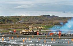 Θωρακισμένο deminer bmr-3M Στοκ Φωτογραφίες
