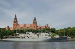 θωρηκτό Στοκ εικόνα με δικαίωμα ελεύθερης χρήσης