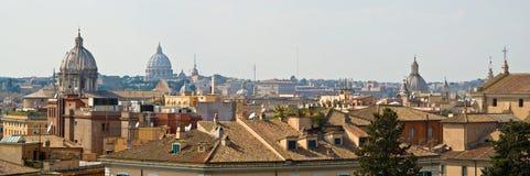 θόλοι Ρώμη Στοκ Εικόνα