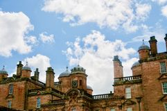 Θόλοι του κάστρου στοκ εικόνα με δικαίωμα ελεύθερης χρήσης