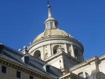 Θόλος καθεδρικών ναών στα βορειοδυτικά της Μαδρίτης Στοκ φωτογραφία με δικαίωμα ελεύθερης χρήσης