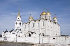 θόλος καθεδρικών ναών υπό&the Στοκ Εικόνα