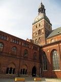 θόλος καθεδρικών ναών Στοκ Εικόνα