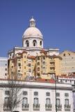 θόλος Λισσαβώνα pantheon Πορτο& Στοκ φωτογραφίες με δικαίωμα ελεύθερης χρήσης