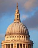 θόλος Λονδίνο Paul ST Στοκ Φωτογραφία