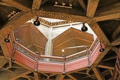 Θόλος της βασιλικής Annunciation, Ναζαρέτ, Ισραήλ Στοκ εικόνα με δικαίωμα ελεύθερης χρήσης