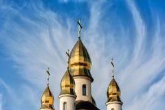 Θόλος της εκκλησίας Στοκ Εικόνες