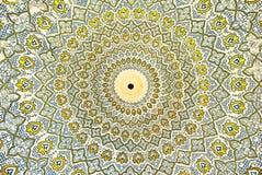 Θόλος του μουσουλμανικού τεμένους Στοκ εικόνες με δικαίωμα ελεύθερης χρήσης