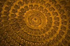 θόλος χρυσός Στοκ εικόνα με δικαίωμα ελεύθερης χρήσης