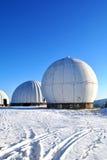 θόλος antena Στοκ εικόνες με δικαίωμα ελεύθερης χρήσης