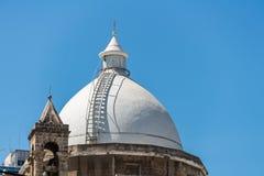 Θόλος εκκλησιών στη Χάιφα Στοκ φωτογραφία με δικαίωμα ελεύθερης χρήσης