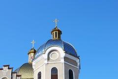 Θόλος εκκλησιών Στοκ Φωτογραφία