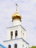 θόλος εκκλησιών Στοκ εικόνες με δικαίωμα ελεύθερης χρήσης
