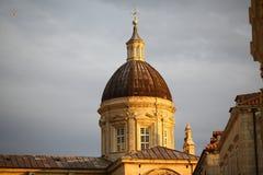 Θόλος εκκλησιών Dubrovnik Στοκ Φωτογραφία