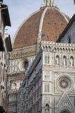 Θόλος καθεδρικών ναών  Φλωρεντία  Ιταλία Στοκ Εικόνα