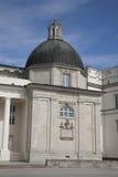 Θόλος καθεδρικών ναών  Vilnius Στοκ Εικόνες