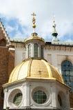 Θόλος καθεδρικών ναών Wawel - Κρακοβία - Πολωνία Στοκ Εικόνες