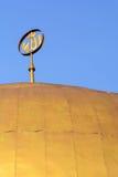 Θόλος μουσουλμανικών τεμενών Στοκ εικόνα με δικαίωμα ελεύθερης χρήσης