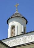 Θόλος της εκκλησίας σε Livadia Στοκ εικόνα με δικαίωμα ελεύθερης χρήσης