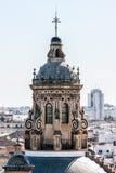 Θόλος της εκκλησίας Annunciation, Σεβίλη Στοκ φωτογραφία με δικαίωμα ελεύθερης χρήσης