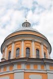 Θόλος του καθεδρικού ναού Στοκ Εικόνες