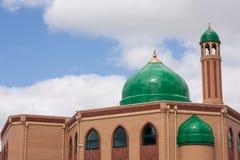 Θόλος του μουσουλμανικού τεμένους Στοκ Φωτογραφίες