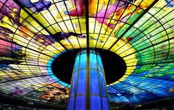 Θόλος του φωτός, Kaohsiung Στοκ Εικόνα