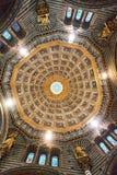 Θόλος του Di Σιένα Duomo Στοκ Εικόνα