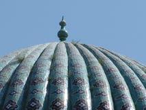 Θόλος του madrasa Στοκ εικόνα με δικαίωμα ελεύθερης χρήσης