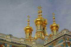 θόλος χρυσός Στοκ Φωτογραφία
