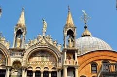 Θόλος Doges του παλατιού, Βενετία Στοκ Εικόνα