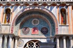 Θόλος Doges του παλατιού, Βενετία Στοκ Εικόνες