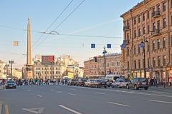 θόλος Isaac Πετρούπολη Ρωσία s Άγιος ST καθεδρικών ναών Στοκ Εικόνα