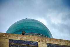 Θόλος kosh-Madrasah Στοκ φωτογραφία με δικαίωμα ελεύθερης χρήσης