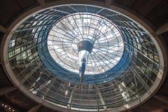 Θόλος Reichstag στοκ φωτογραφίες με δικαίωμα ελεύθερης χρήσης