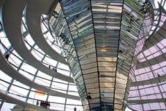 Θόλος Reichstag Στοκ Φωτογραφία