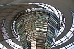 Θόλος Reichstag Στοκ Εικόνες