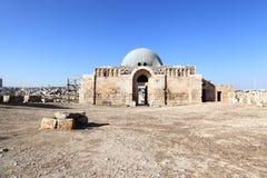 Θόλος Umayyad, Αμμάν Στοκ Εικόνα