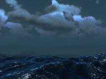 θύελλα θάλασσας στοκ εικόνα με δικαίωμα ελεύθερης χρήσης